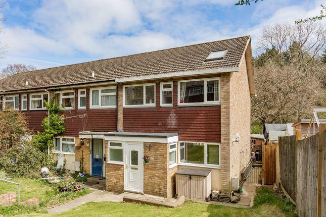 Thumbnail End terrace house for sale in Chancel Close, West Kingsdown