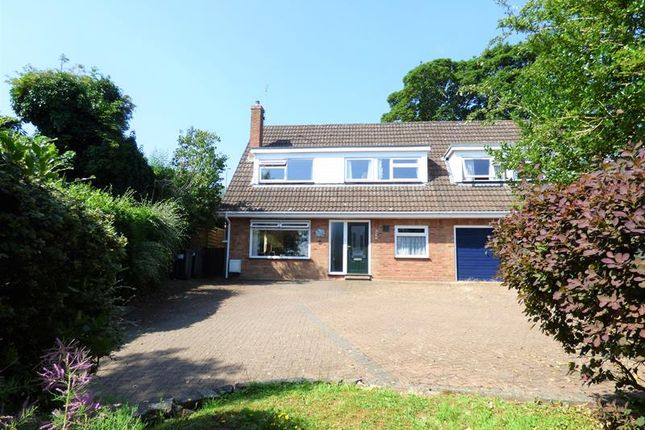 4 bed semi-detached house for sale in 23 Highfield Close, Malvern, Worcestershire WR14