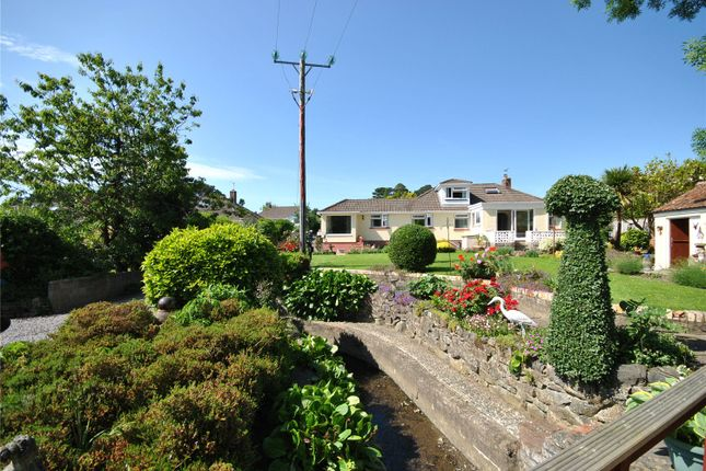 Thumbnail Bungalow for sale in Elmfield Road, Bickington, Barnstaple