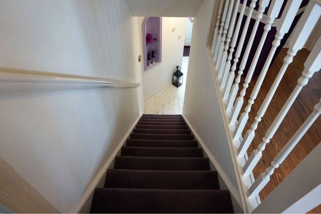 Staircase of Duns Crescent, Dundee DD4
