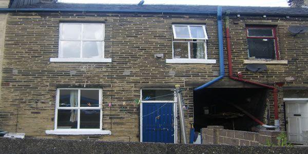 Thumbnail Terraced house to rent in Dirkhill Street, Bradford