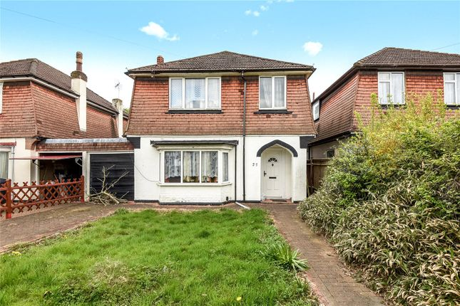 Thumbnail Property for sale in Tudor Way, North Hillingdon, Middlesex