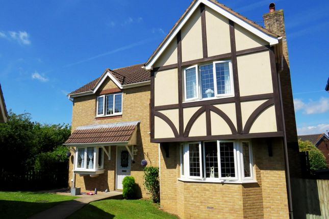 Thumbnail Detached house for sale in Barnets Wood, Chepstow