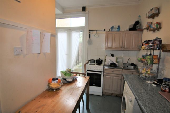 Separate Kitchen of Langham Road, London N15