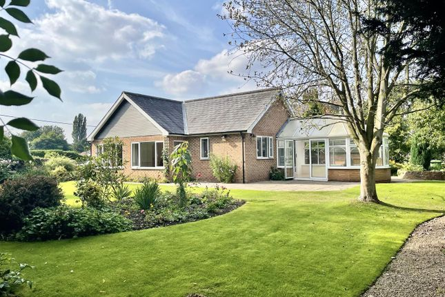 Thumbnail Detached bungalow to rent in South Kilvington, Thirsk