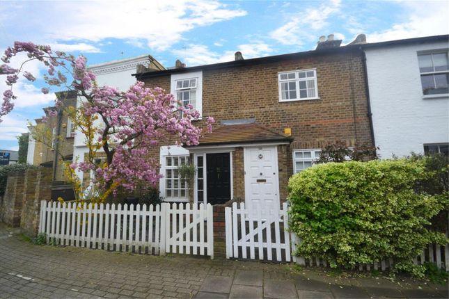 Thumbnail Terraced house to rent in St. Margarets Grove, St Margarets, Twickenham