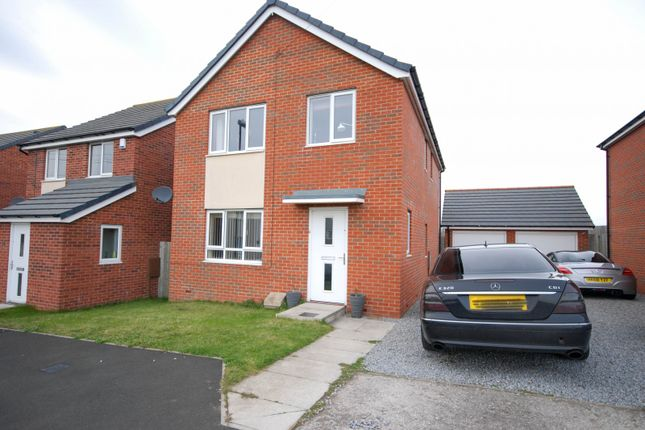 Thumbnail Detached house for sale in Mulberry Avenue, Sunderland