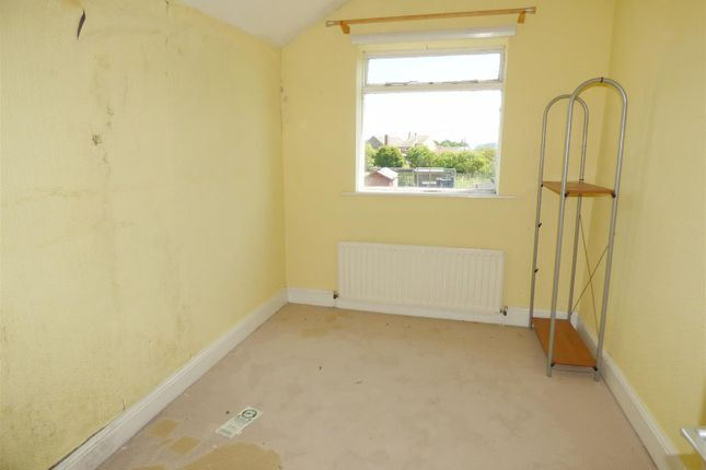 Bedroom Two of Britannia Terrace, Fencehouses, Houghton Le Spring DH4