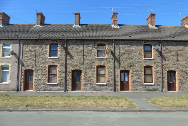 Thumbnail Terraced house to rent in Silver Terrace, Burry Port