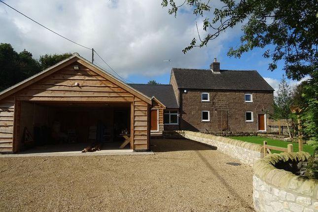 Thumbnail Detached house to rent in Longcliffe, Brassington, Matlock