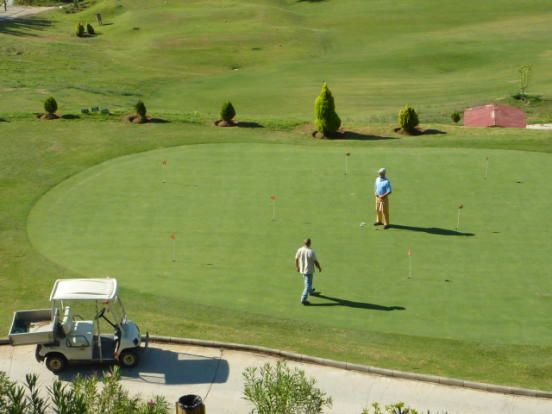 Great Golfing of Sucina, Sucina, Murcia, Spain