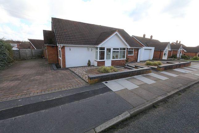 Thumbnail Detached bungalow for sale in Marmion Drive, Birmingham, West Midlands
