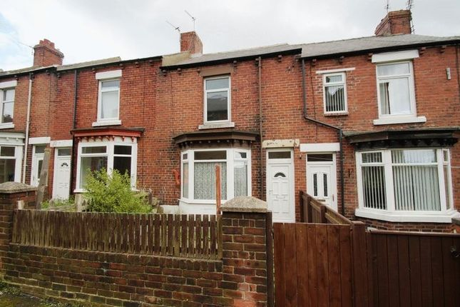 Thumbnail Terraced house to rent in Rose Avenue, Stanley