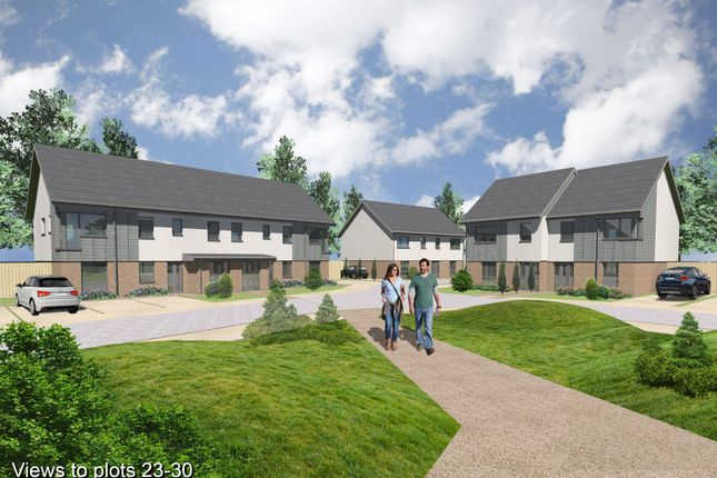 Thumbnail Flat for sale in Glengyle Drive, Lennoxtown