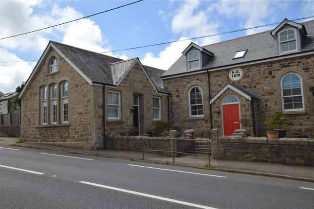 3 bed terraced house for sale in An Coth Eglos, Canonstown, Hayle, Cornwall