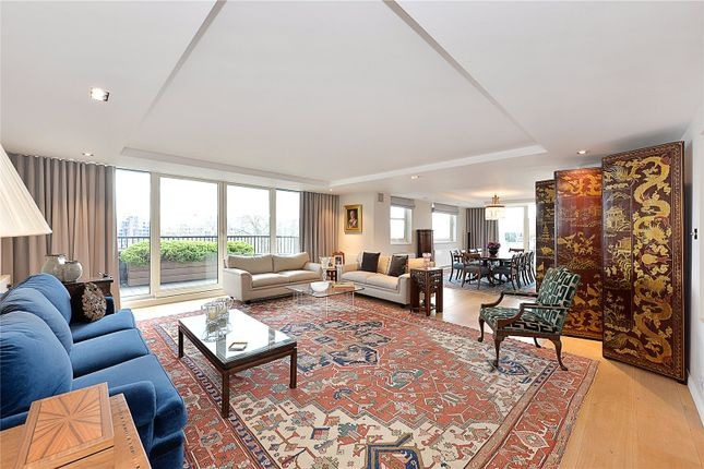 Thumbnail Flat for sale in Pier House, Oakley Street, Cheyne Walk, Chelsea