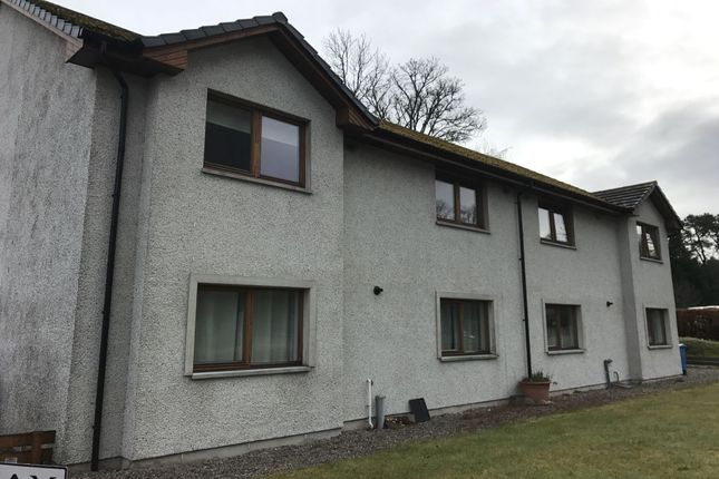 Thumbnail Flat to rent in West Way, Muir Of Ord