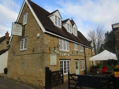 Thumbnail Pub/bar to let in The Old Mill, Turvey Road, Newton Blossomville, Buckinghamshire
