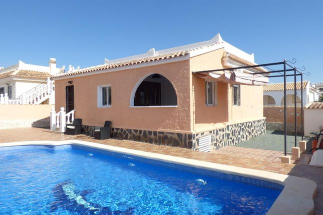 4 bed detached house for sale in Camposol, Murcia, Spain