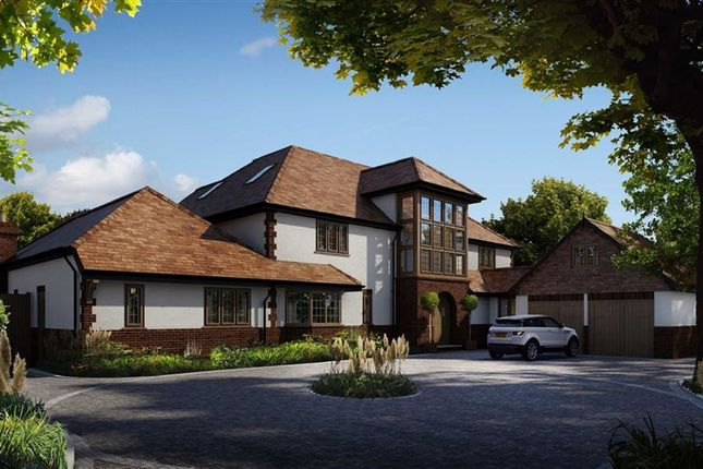 Thumbnail Land for sale in Totteridge Green, London