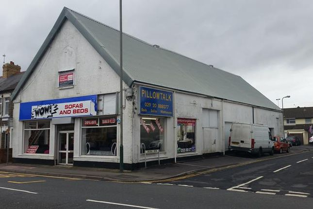 Commercial Property To Let Pontypridd