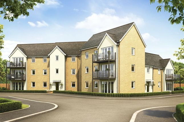 """Thumbnail Flat for sale in """"Apartment Block 2"""" at Villa Road, Stanway, Colchester"""