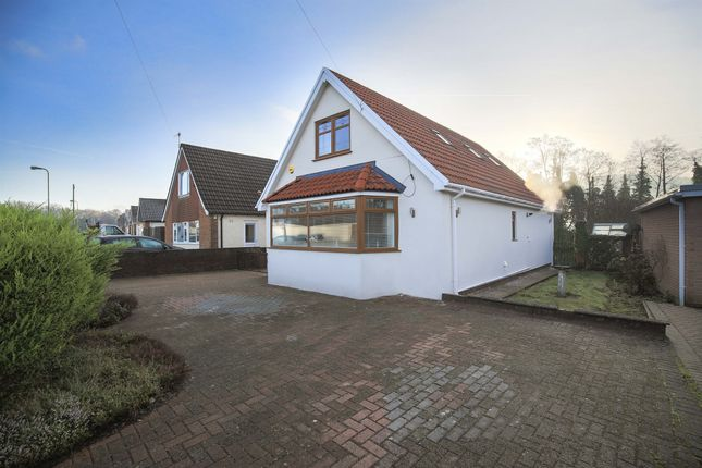 Thumbnail Detached house for sale in St. Margarets Road, Caerphilly