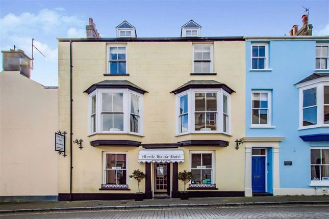 Thumbnail Property for sale in St. Marys Street, Tenby