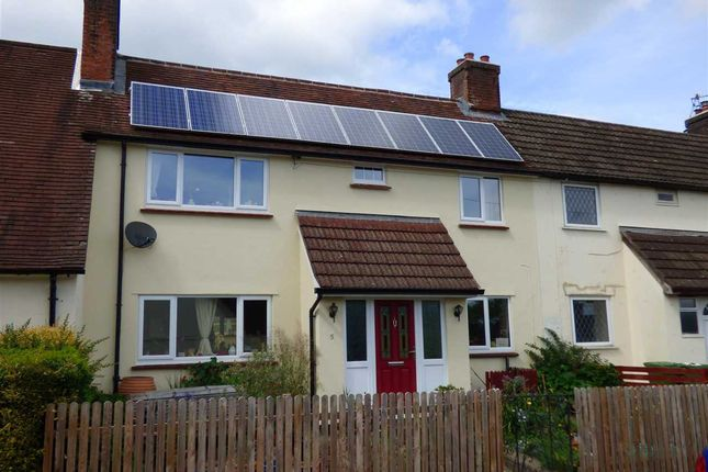Thumbnail Terraced house for sale in Green Street, Chepstow