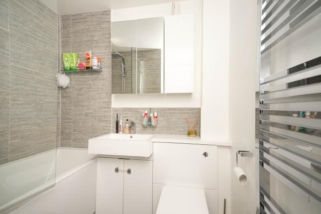 Bathroom of Foxglove Lane, Chessington, Surrey, . KT9