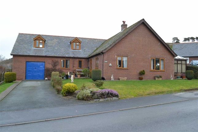 Thumbnail Detached house for sale in Ty Mawr, Rhosymaen Uchaf, Llanidloes, Powys