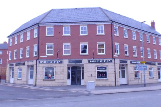 Thumbnail Flat for sale in Ashby De La Zouch, Leicestershire