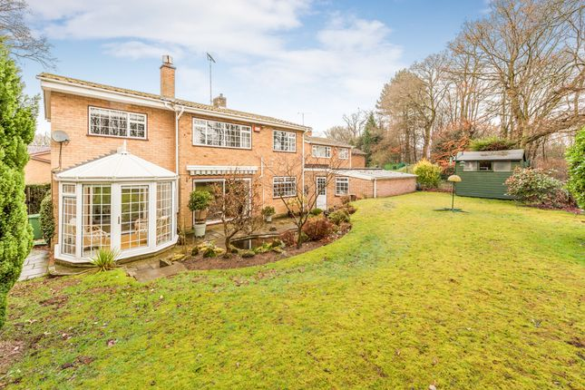 Thumbnail Detached house for sale in Chamberlains Gardens, Leighton Buzzard