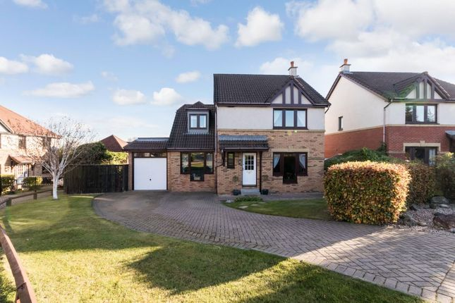 Thumbnail Detached house for sale in 15 Torphin Bank, Edinburgh