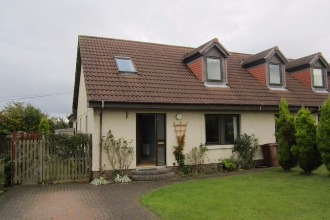 Thumbnail Semi-detached house to rent in Rosedale Neuk, Rosewell, Midlothian