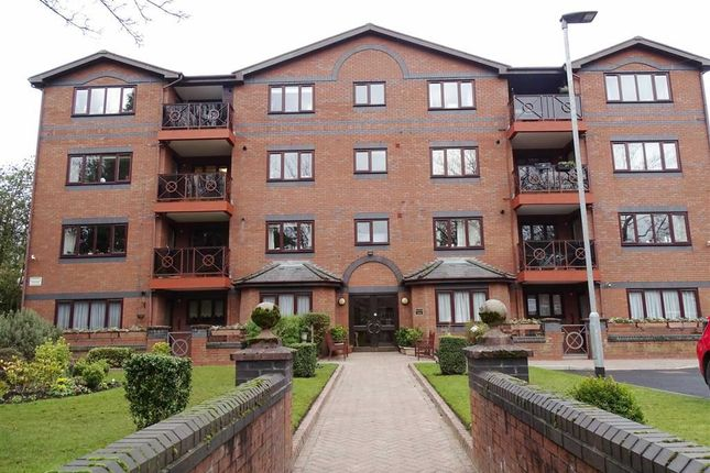 Thumbnail Flat for sale in Barfield House, 3 Spath Road, Manchester