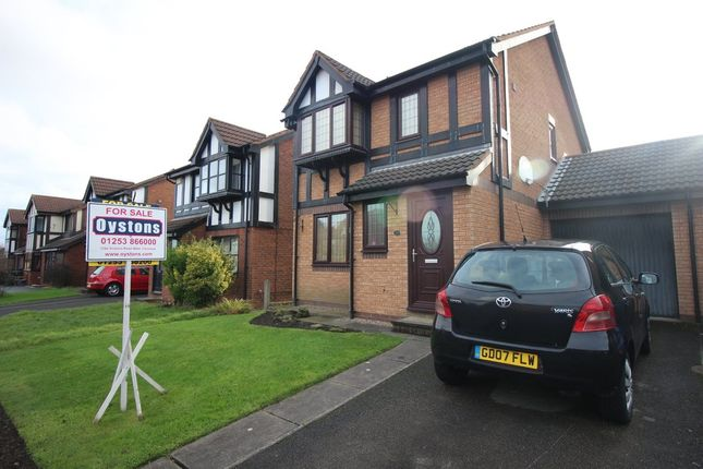 Thumbnail Link-detached house for sale in Gorse Avenue, Thornton-Cleveleys