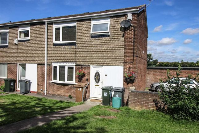 Thumbnail Semi-detached house to rent in Charles Drive, Dudley, Cramlington