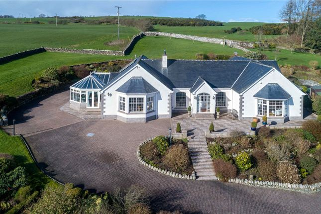 Thumbnail Detached bungalow for sale in Waterside, The Stell, Kirkcudbright