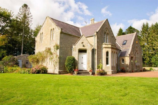 Thumbnail Detached house for sale in Cornhill On Tweed, Northumberland