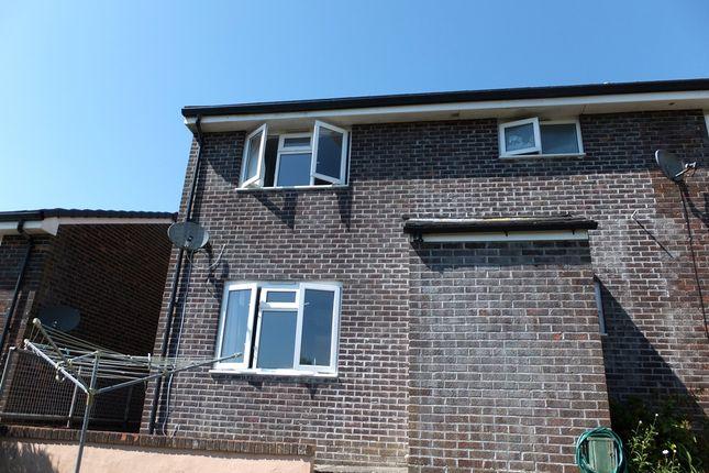 Thumbnail End terrace house to rent in Queen Elizabeth Road, Launceston