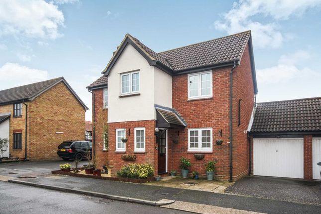 Thumbnail Detached house for sale in Cavendish Way, Laindon, Basildon