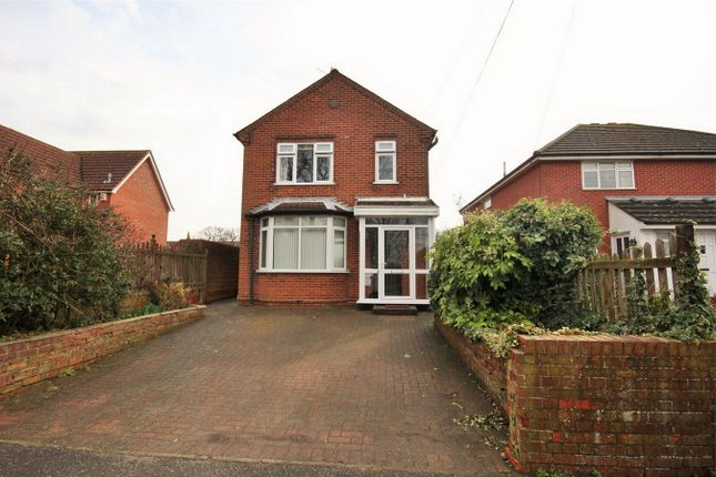 Thumbnail Detached house for sale in Layer Road, Colchester, Essex