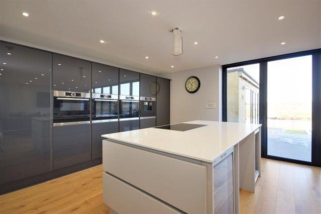 Thumbnail Semi-detached house for sale in London Road, Abridge, Essex