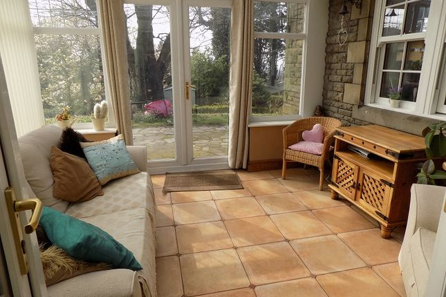 Conservatory of Penycae Road, Port Talbot, Neath Port Talbot. SA13
