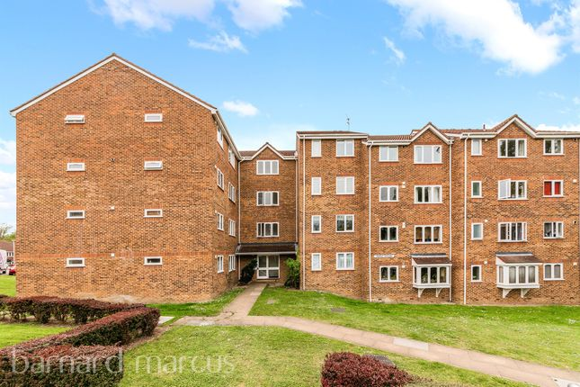 Thumbnail Flat for sale in Percy Gardens, Old Malden, Worcester Park