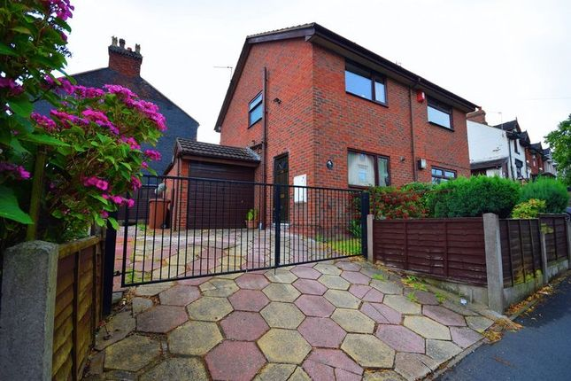 Thumbnail Semi-detached house for sale in Maunders Road, Milton, Stoke-On-Trent