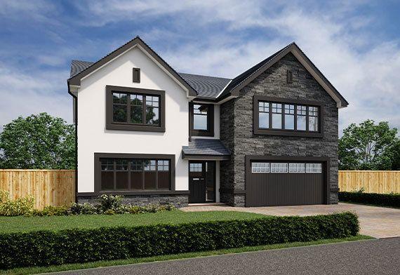 Thumbnail Detached house for sale in Ballabeg, Main Road, Glen Vine, Isle Of Man