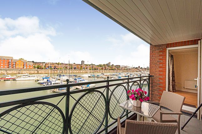 Thumbnail Flat for sale in Mariners Way, South Ferry Quay, Liverpool, Merseyside
