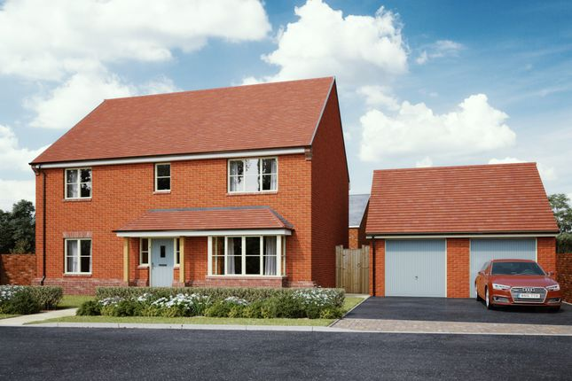 Thumbnail Detached house for sale in Nup End, Ashleworth, Gloucester